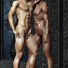 Gay dignity.