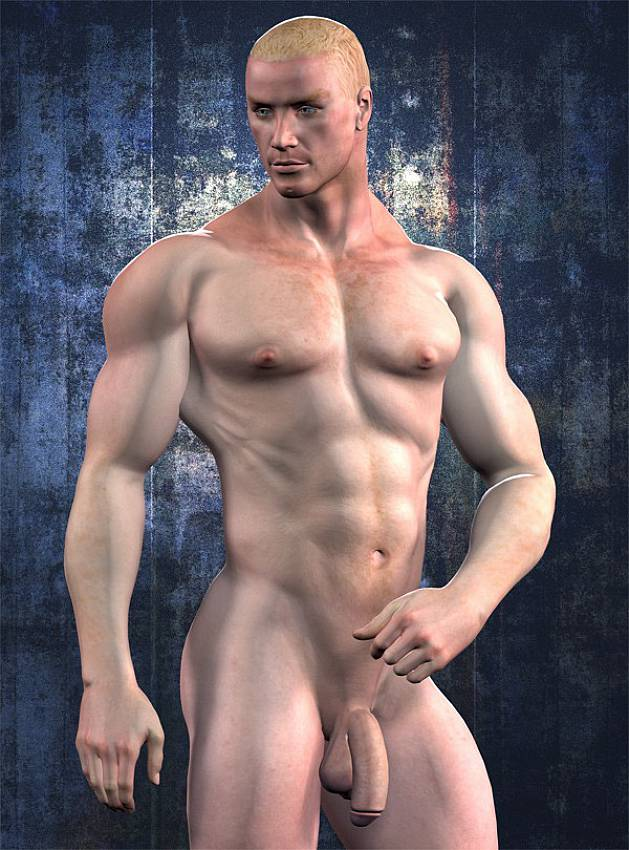 from Xander gay male body