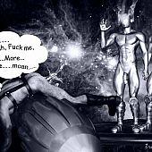 Triumphs evil muscular gays.