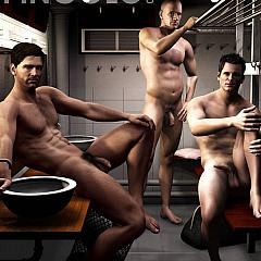 Gay schlong.