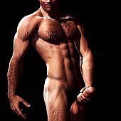 Hawt gay muscular sexy.