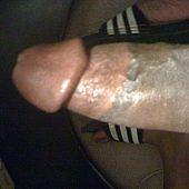 Cock fucked black.