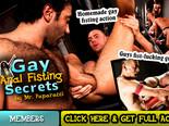 Gay Anal Fisting Secrets by Mr. Paparacci