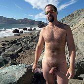 Neverseen vids homo beach.