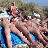 Nudist beach exclusive gay.