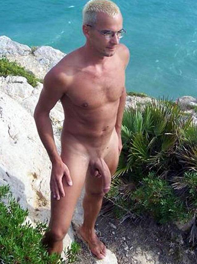 California male nudist
