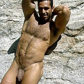 Guys nudist beach naked.