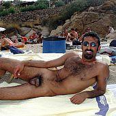 Wonderful fellows exposes undressed.