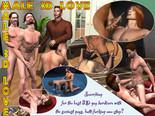 Male 3D love