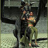 Dragons and humans homo porn.