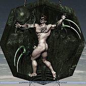 Monster sadomasochism homo fantasies.