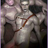 Porn horrors monster gaysex.