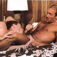Gay homosexual.