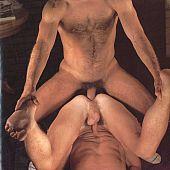 Vintage homo porn catalogue.