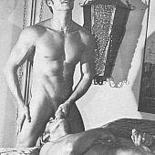 Huge vintage homo porn.