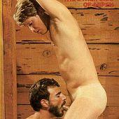 Truly large vintage homo.